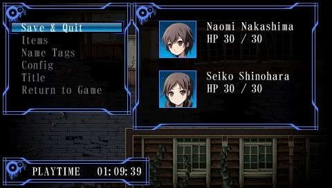 [PSP]Corpse Party[ISO] PCT2002-1