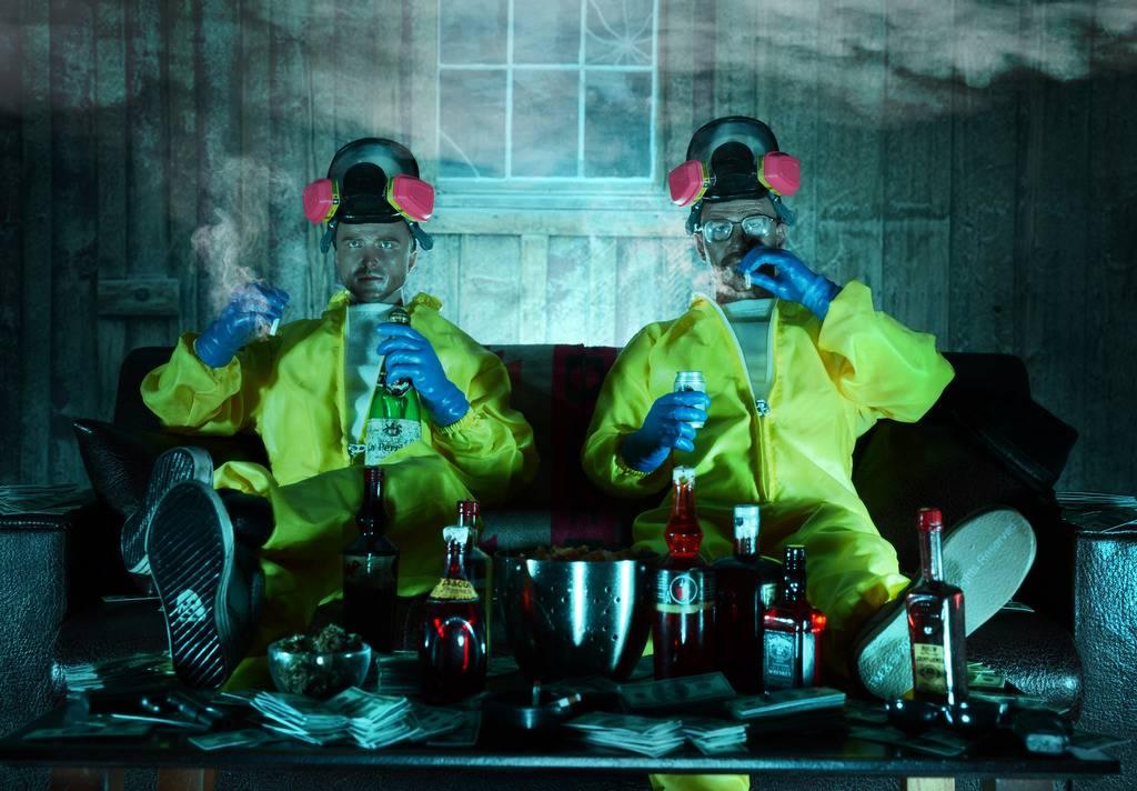 Breaking Bad - Walter & Jesse THREEZERO Breakingbad_03