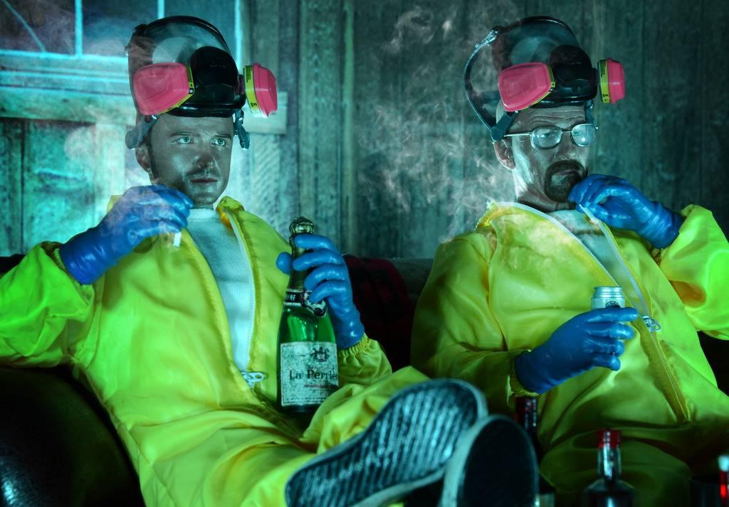 Breaking Bad - Walter & Jesse THREEZERO Breakingbad_04