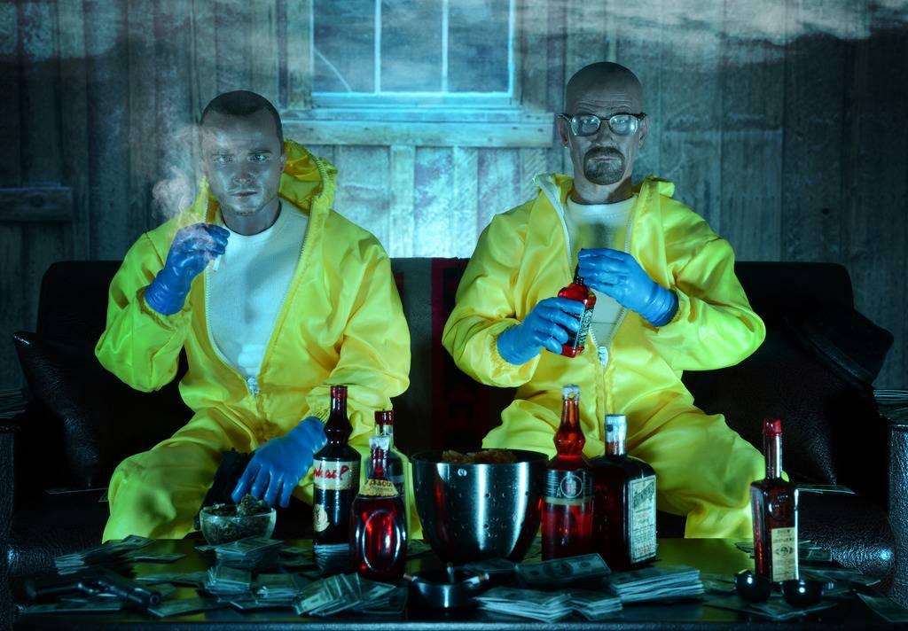 Breaking Bad - Walter & Jesse THREEZERO Breakingbad_05