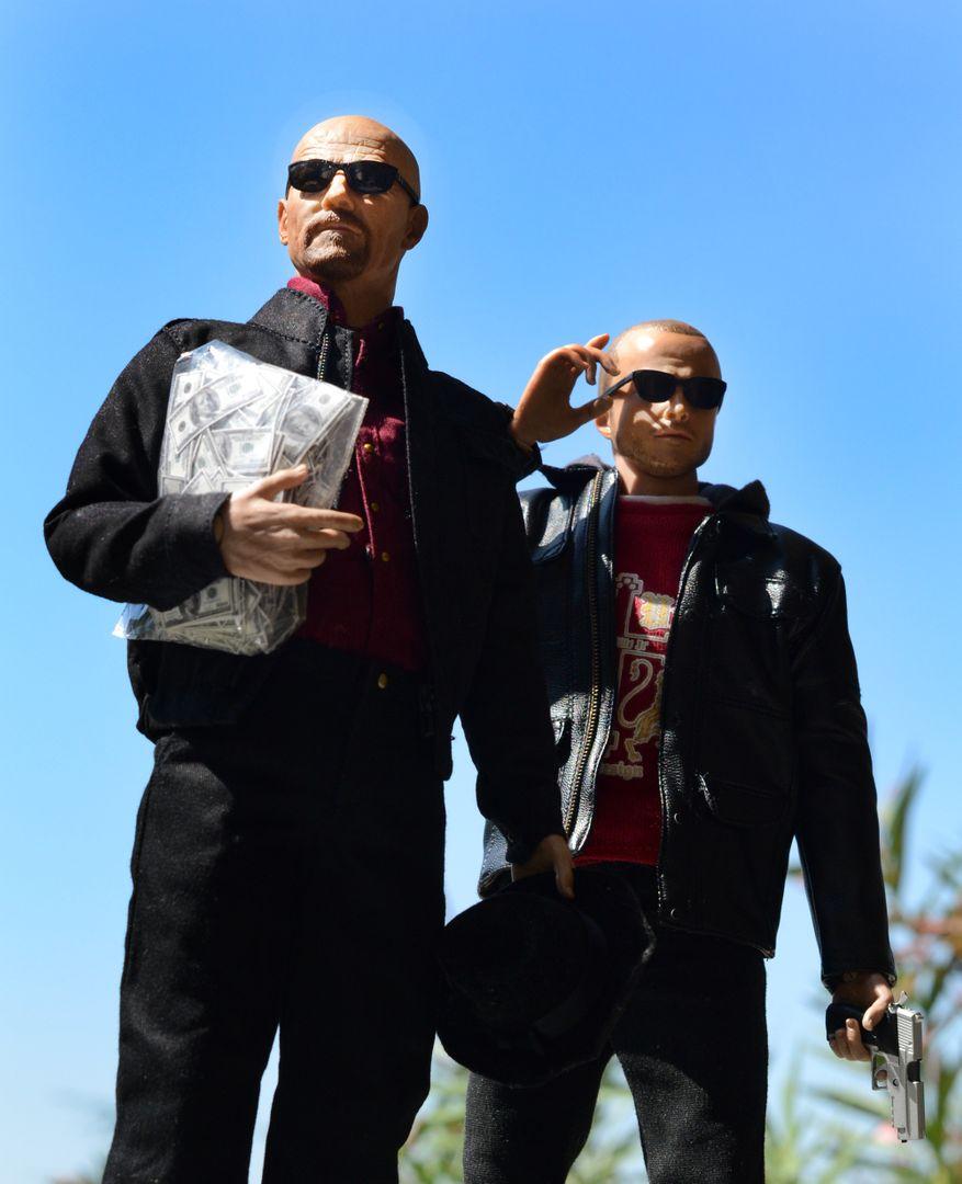 Breaking Bad - Walter & Jesse THREEZERO Breakingbad_08