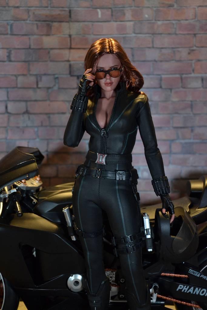 blackwidow - the Black Widow files Bw01