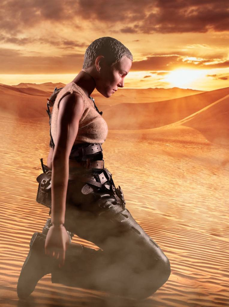 film - VTS Toys 1/6 Wasteland Ranger - Furiosa (Do Venders Have an Out?; UPDATED: 5/18/18) - Page 2 Furyroad_02