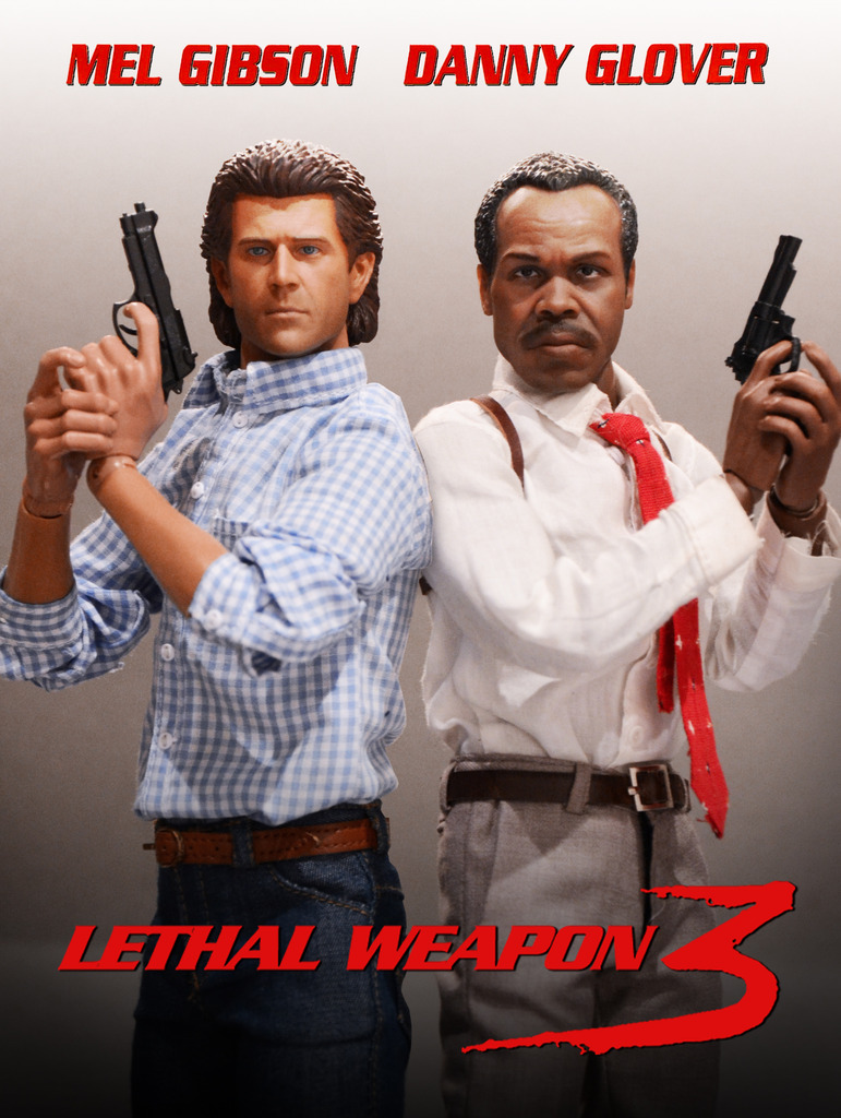 Topics tagged under lethalweapon on OneSixthFigures Lethalweapon_04