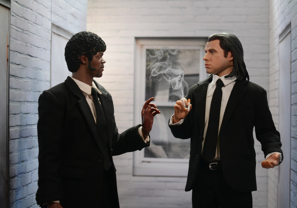 Pulp Fiction (Jules & Vincent) Pulpfiction_14