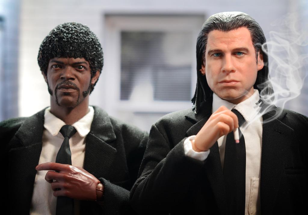 Pulp Fiction (Jules & Vincent) Pulpfiction_15