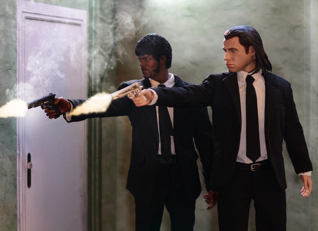 Pulp Fiction (Jules & Vincent) Pulpfiction_21