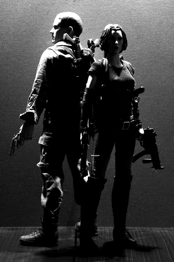 A B&W photos Idea just change your photos to black and white - Updated on 10/31/2018 Residentevil_00