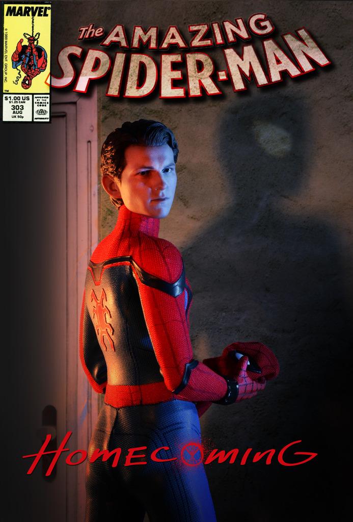 Spandex Stories (marvel heroes) - Page 2 Spideycomic