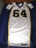 My College game worn items Th_GWJerseys088