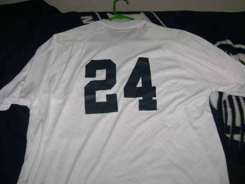 My College game worn items 002