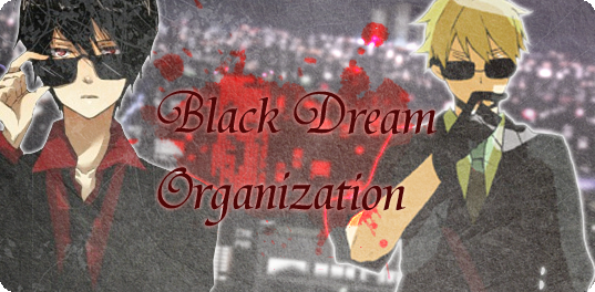 Black Dream Organization 68976524124525