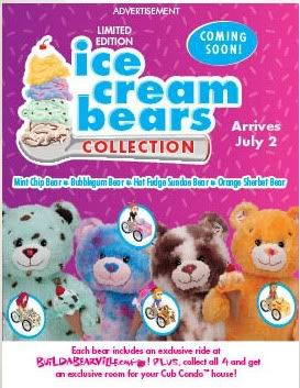 Ice cream bears! Icecream