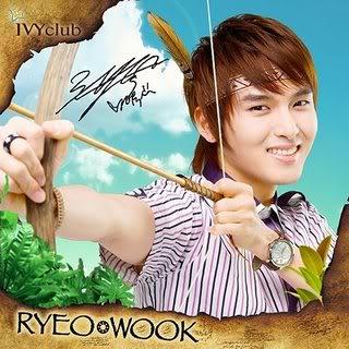 KIM RYEO WOOK- Ánh nắng ban mai rực rỡ! 2-1