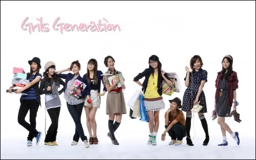 GIRLS' GENERATION- The power of 9! 2