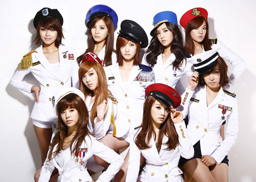 GIRLS' GENERATION- The power of 9! 22-1