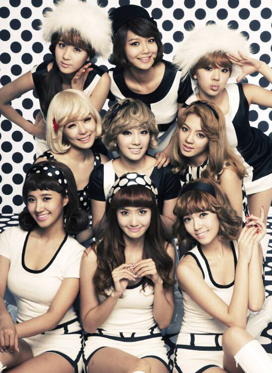 GIRLS' GENERATION- The power of 9! 239