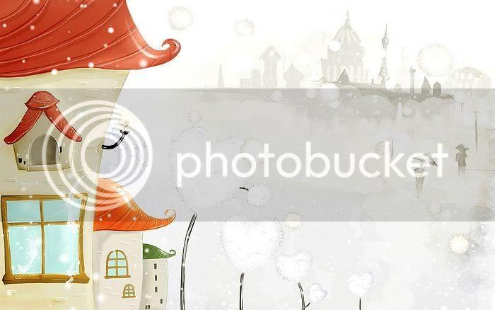 wallpaper khung cảnh mùa đông Vector_winter_illustration_ViewI-10