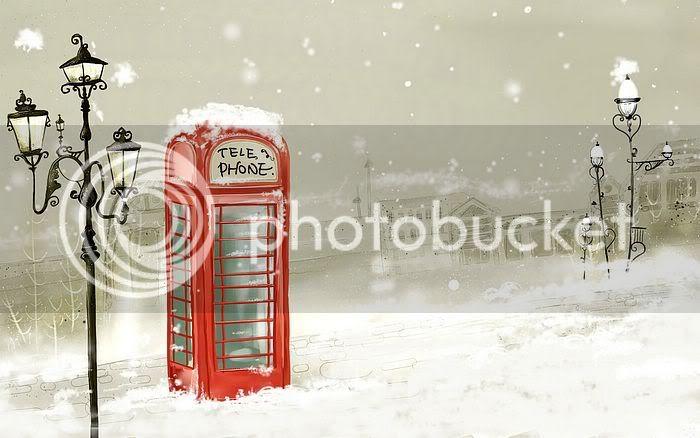 wallpaper khung cảnh mùa đông Vector_winter_illustration_ViewI-2