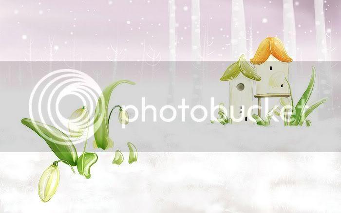 wallpaper khung cảnh mùa đông Vector_winter_illustration_ViewI-5