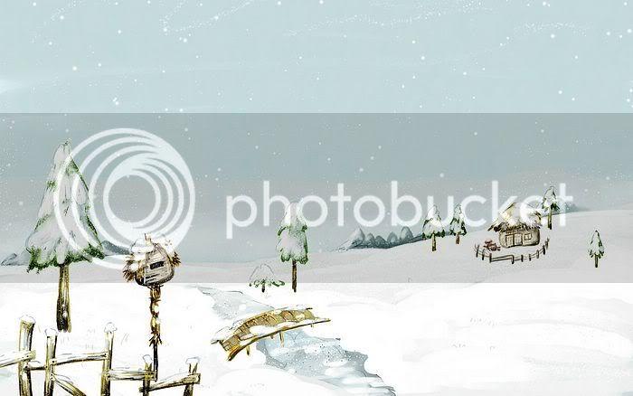 wallpaper khung cảnh mùa đông Vector_winter_illustration_ViewI-8