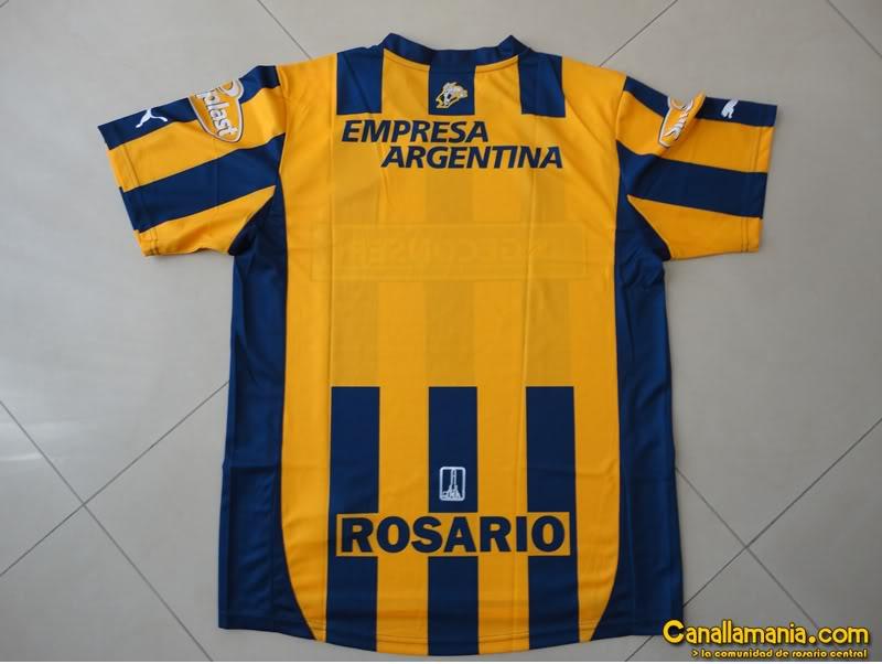 [PEDIDO][PES6] Camiseta Rosario Central 2011/2012 DSC02375