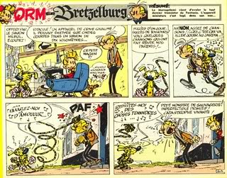 "Dossier ""QRN En Bretzelburg"", por Aguilar Sutil 011"