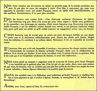 "Dossier ""QRN En Bretzelburg"", por Aguilar Sutil 016"
