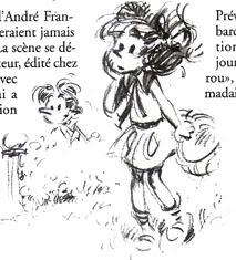 Colección de bocetos: personajes sueltos Pompomboceto