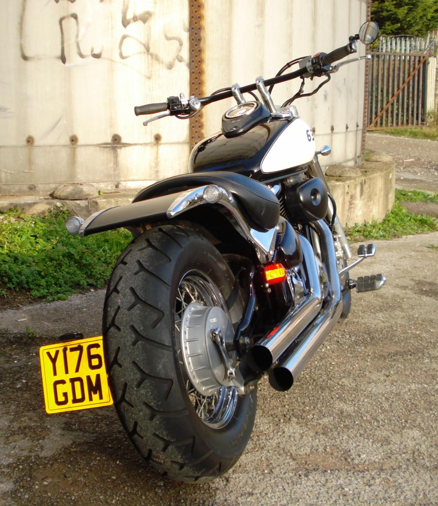 Updated - 2001 Suzuki VL 800 - bobbed & finished for this year DSC08125_zpsdb314a4f