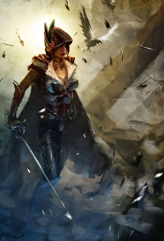 Personnages importants Gw2-thief-queen