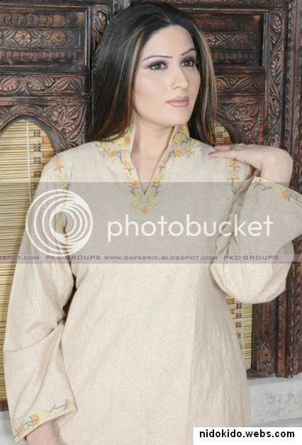 Beautiful Embroidery Kurtas 28l5pcl