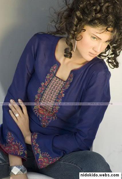 Beautiful Embroidery Kurtas 2evvl2r
