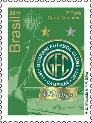 Emissions de Brésil - 2011 04-guarani