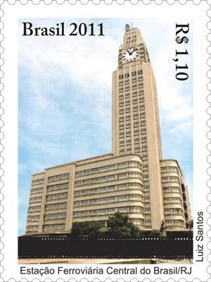Emissions de Brésil - 2011 10-Estaes1