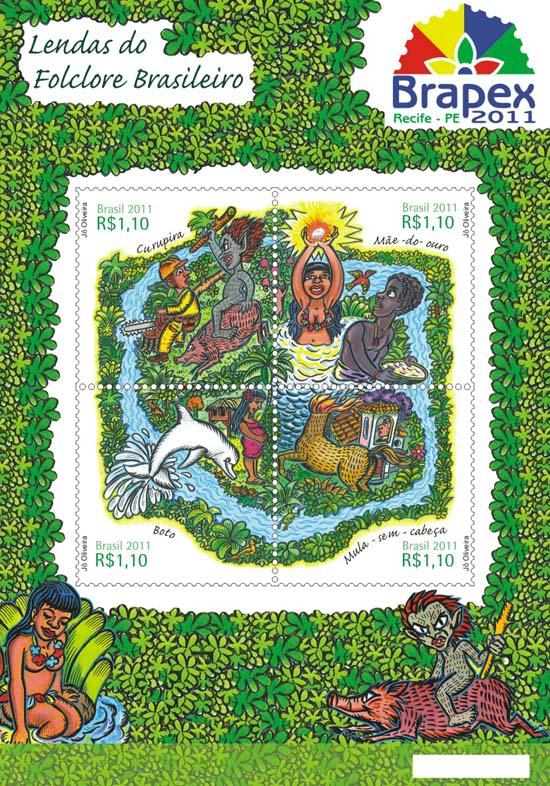 Emissions de Brésil - 2011 15-Lendas2