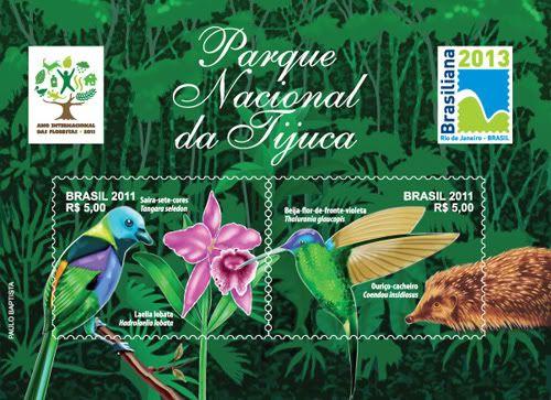 Emissions de Brésil - 2011 16-Tijuca