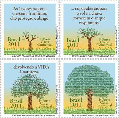Emissions de Brésil - 2011 24-quadraarvores
