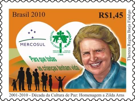 Emissions de Brésil - 2010 03-Mercosul-ZildaArns