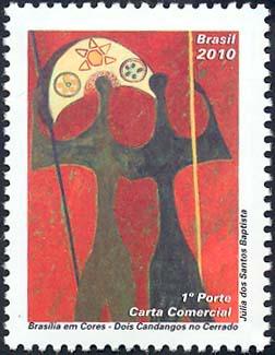 Emissions de Brésil - 2010 05-BSB02