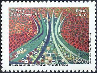 Emissions de Brésil - 2010 05-BSB03