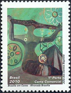 Emissions de Brésil - 2010 05-BSB05