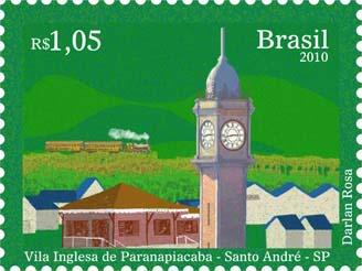 Emissions de Brésil - 2010 14-paranapiacaba