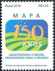 Emissions de Brésil - 2010 18-MAPA