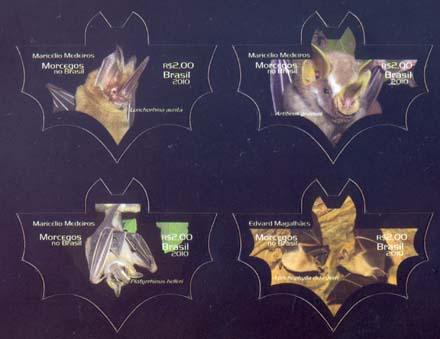 Emissions de Brésil - 2010 26-morcegos