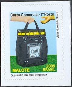 Emissions de Brésil - 2009 33-malote