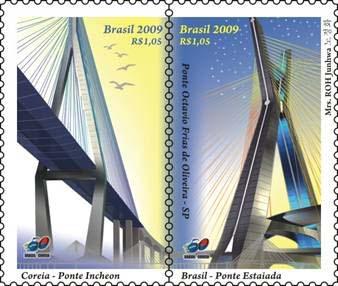 Emissions de Brésil - 2009 35-coreia