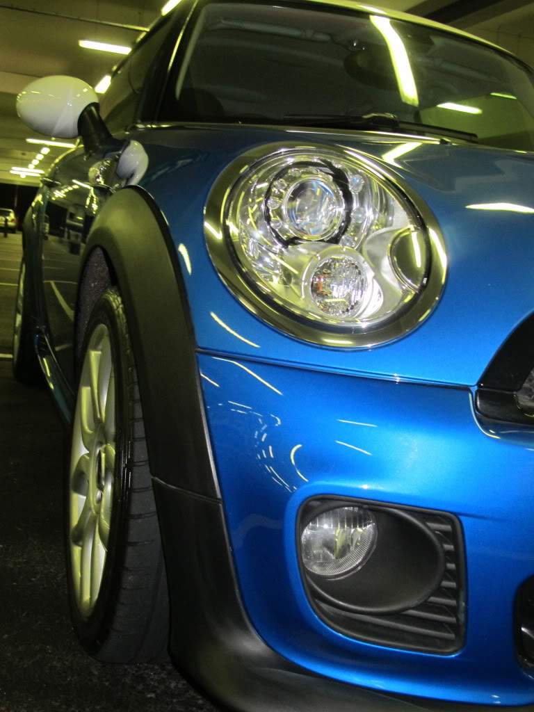Laser Blue FJCW / Cooper S Club IMG_2207