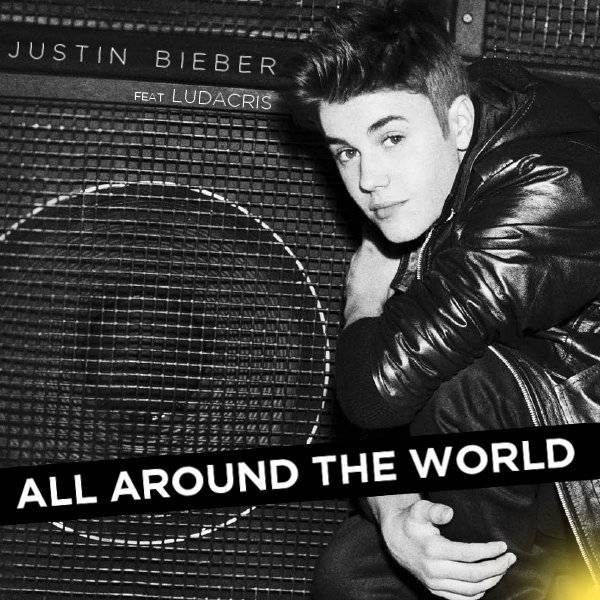 MJF's CD Covers AllAroundTheWorld
