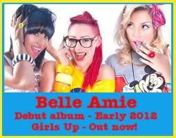The Saturdays Fans BelleAmieAlbum1